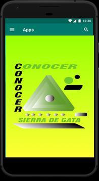 Conocer Sierra de Gata poster