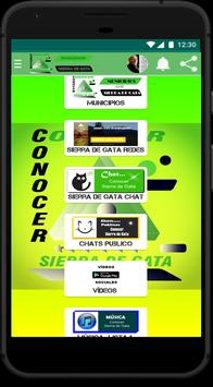 Conocer Sierra de Gata screenshot 1