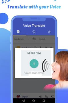 All Language Translator Text, Voice, Speech, Image screenshot 4