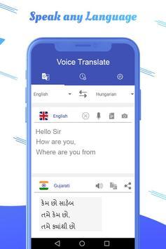 All Language Translator Text, Voice, Speech, Image screenshot 6