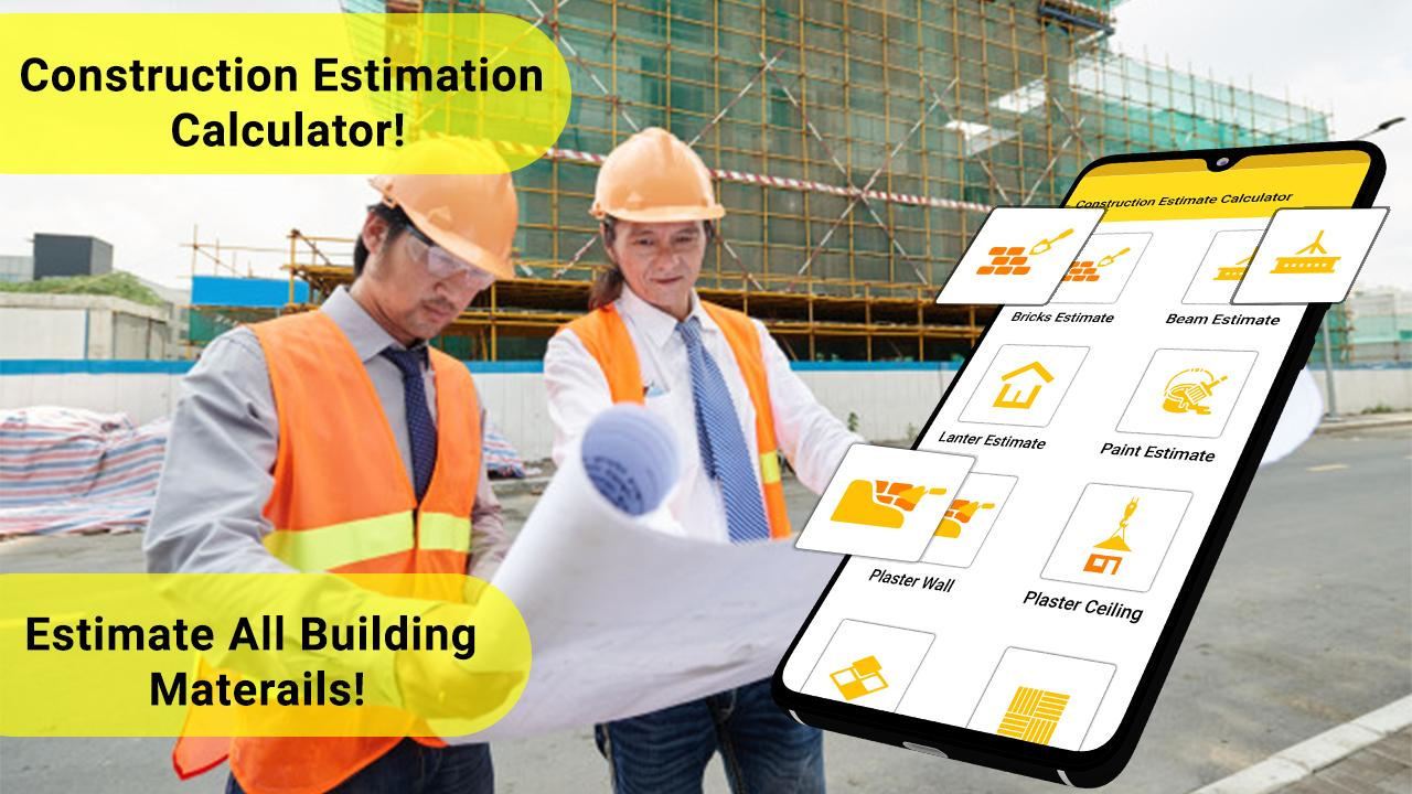 All Construction Material Calculator 2021 for Android - APK Download