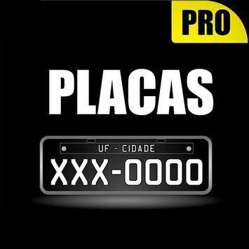 Placas Pro - Consultas Veicular Affiche