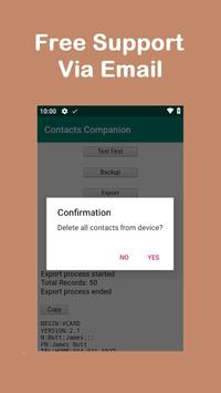 Contacts Companion screenshot 5