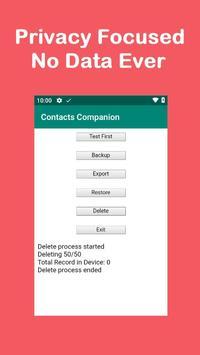 Contacts Companion screenshot 6