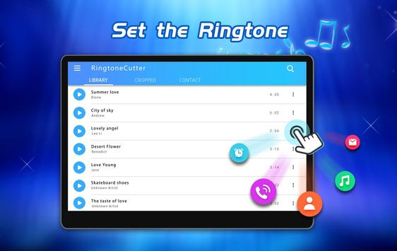 Mp3 Cutter - Ringtone Maker & Music Cutter screenshot 1