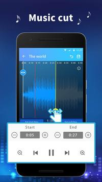Mp3 Cutter - Ringtone Maker & Music Cutter screenshot 2