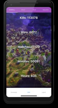 Fort Companion - Unofficial Fortnite Companion screenshot 2