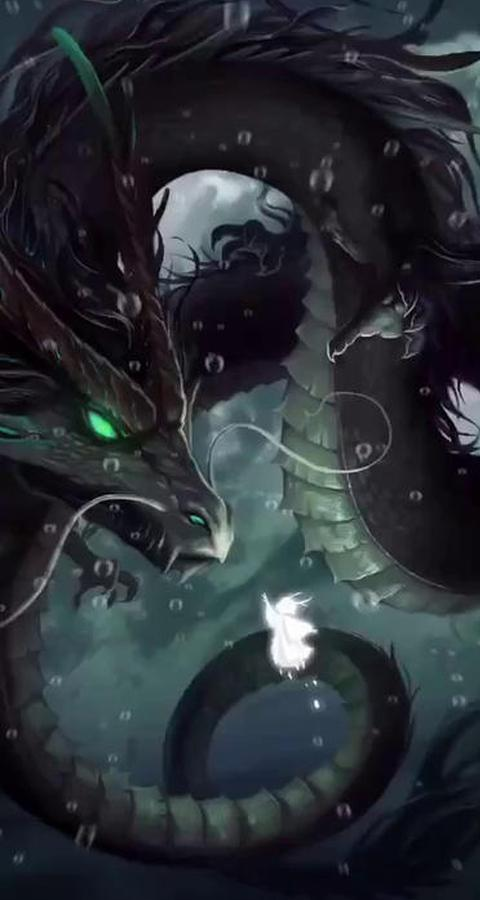 Cool Dark Dragon Live Wallpaper For Android Apk Download