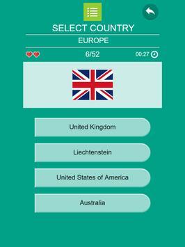 Multiplayer Flags Quiz screenshot 16