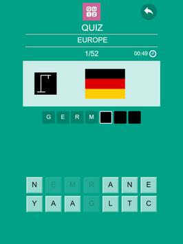 Multiplayer Flags Quiz screenshot 17