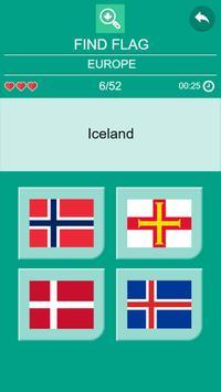 Multiplayer Flags Quiz screenshot 1
