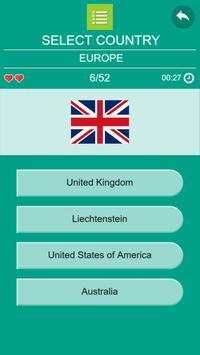 Multiplayer Flags Quiz screenshot 2