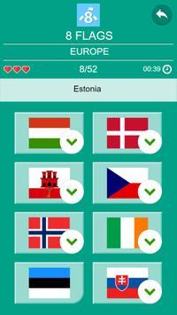 Multiplayer Flags Quiz screenshot 4