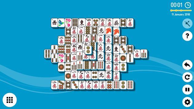 Online Mahjong Solitaire screenshot 5