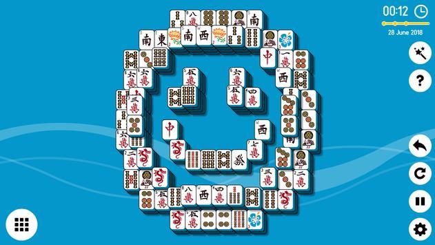 Online Mahjong Solitaire poster