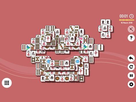 Online Mahjong Solitaire screenshot 10