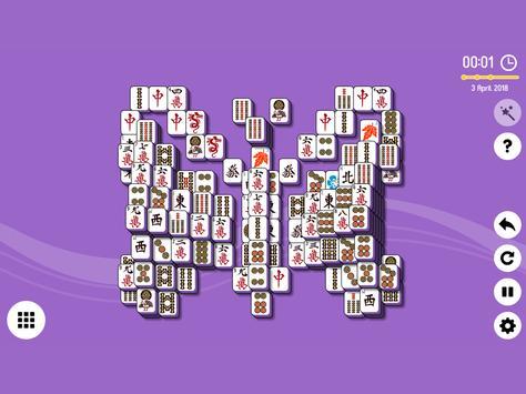 Online Mahjong Solitaire screenshot 11