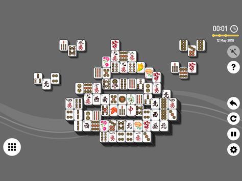 Online Mahjong Solitaire screenshot 12
