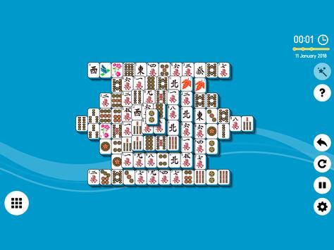 Online Mahjong Solitaire screenshot 21