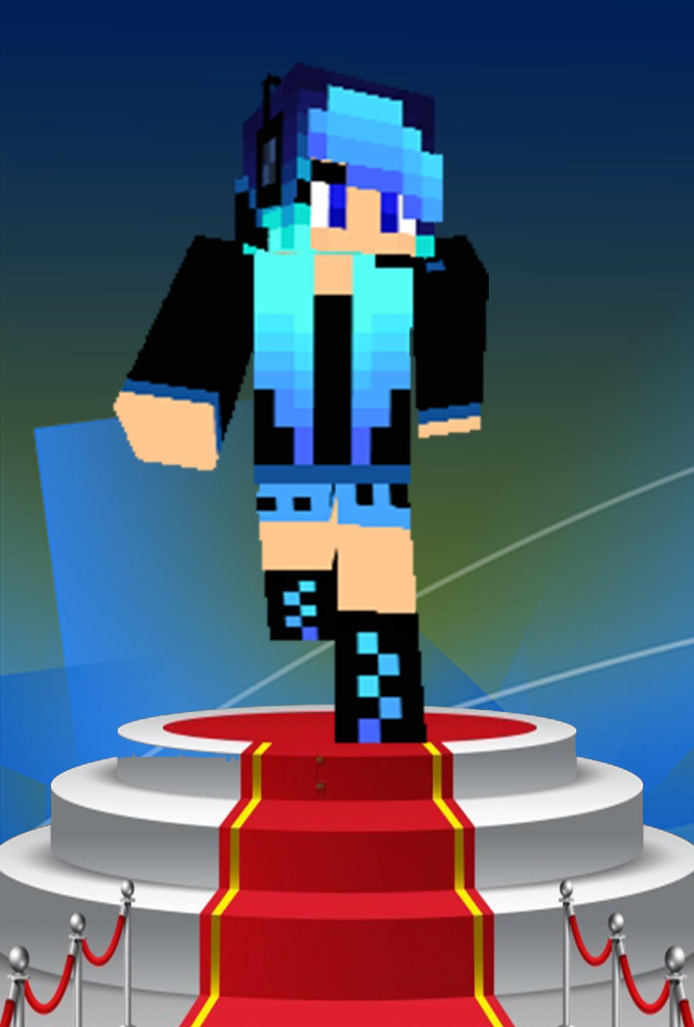 NEW Minecraft Skins Editor for Android - APK Download