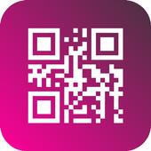 QR Code: Barcode Scanner & Generator icon