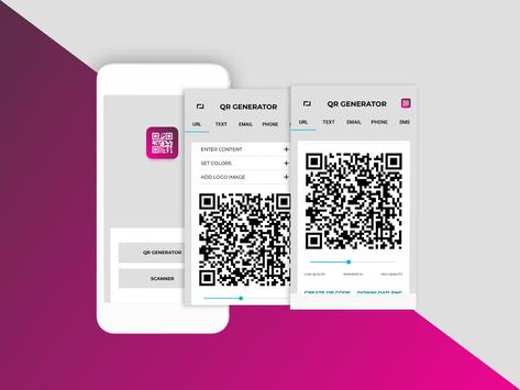 QR Code: Barcode Scanner & Generator poster