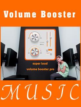 super high volume booster(super loud) PRO screenshot 1