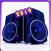 super loud volume , speaker booster 2019 icon