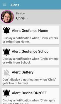 Localizador GPS Corcanoe captura de pantalla 11