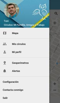 Localizador GPS Corcanoe captura de pantalla 2