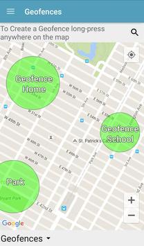 Localizador GPS Corcanoe captura de pantalla 3