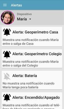 Localizador GPS Corcanoe captura de pantalla 4
