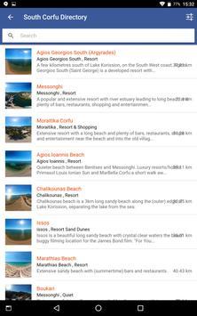 Corfu Blue Tourist Guide screenshot 10