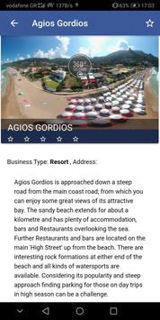 Corfu Blue Tourist Guide screenshot 6