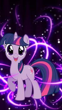 Cute Neon Pony Wallpapers screenshot 3