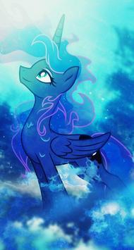 Cute Neon Pony Wallpapers screenshot 6