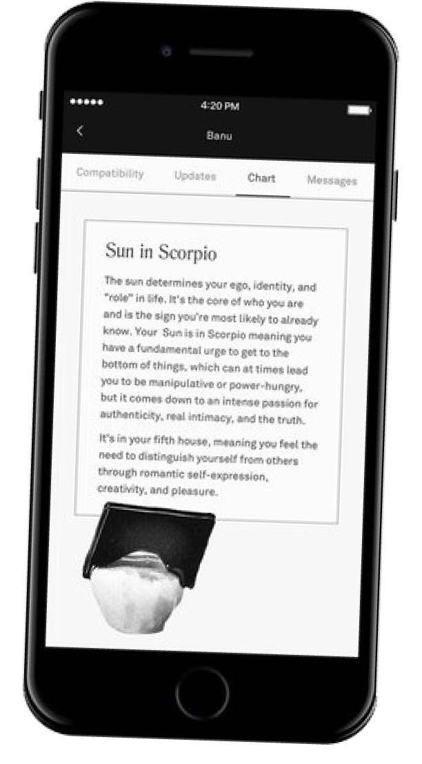 Co–Star Astrology - daily horoscope assistant for Android - APK Download