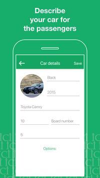 Icitaxi Driver screenshot 4