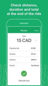 Icitaxi Driver screenshot 2