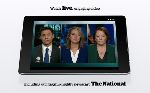 CBC News स्क्रीनशॉट 18
