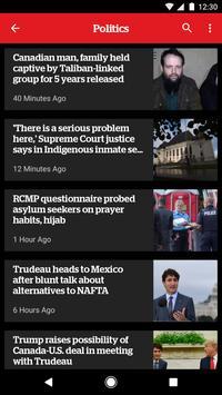 CBC News imagem de tela 6