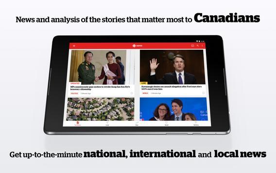 CBC News स्क्रीनशॉट 9