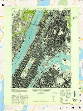 Paper Maps Affiche