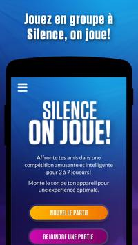 Silence, on joue! poster