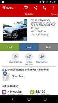 autoTRADER.ca - Auto Trader تصوير الشاشة 3