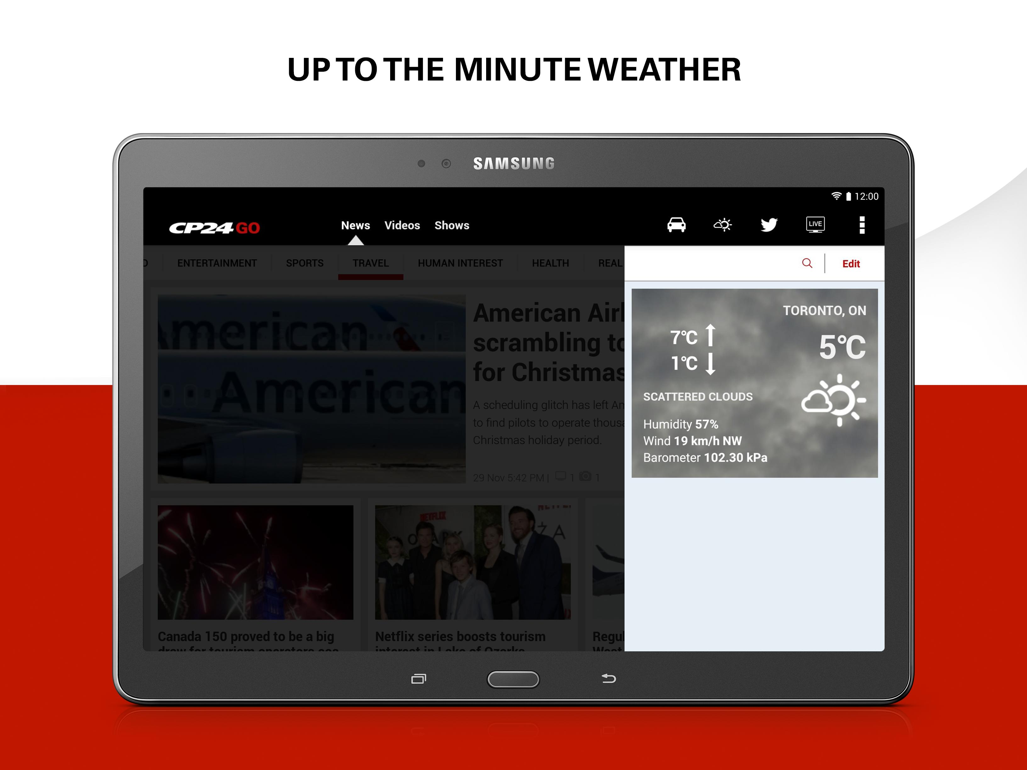 CP24 GO for Android - APK Download