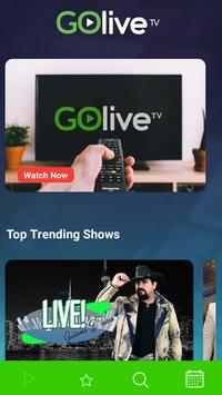 Golive TV poster