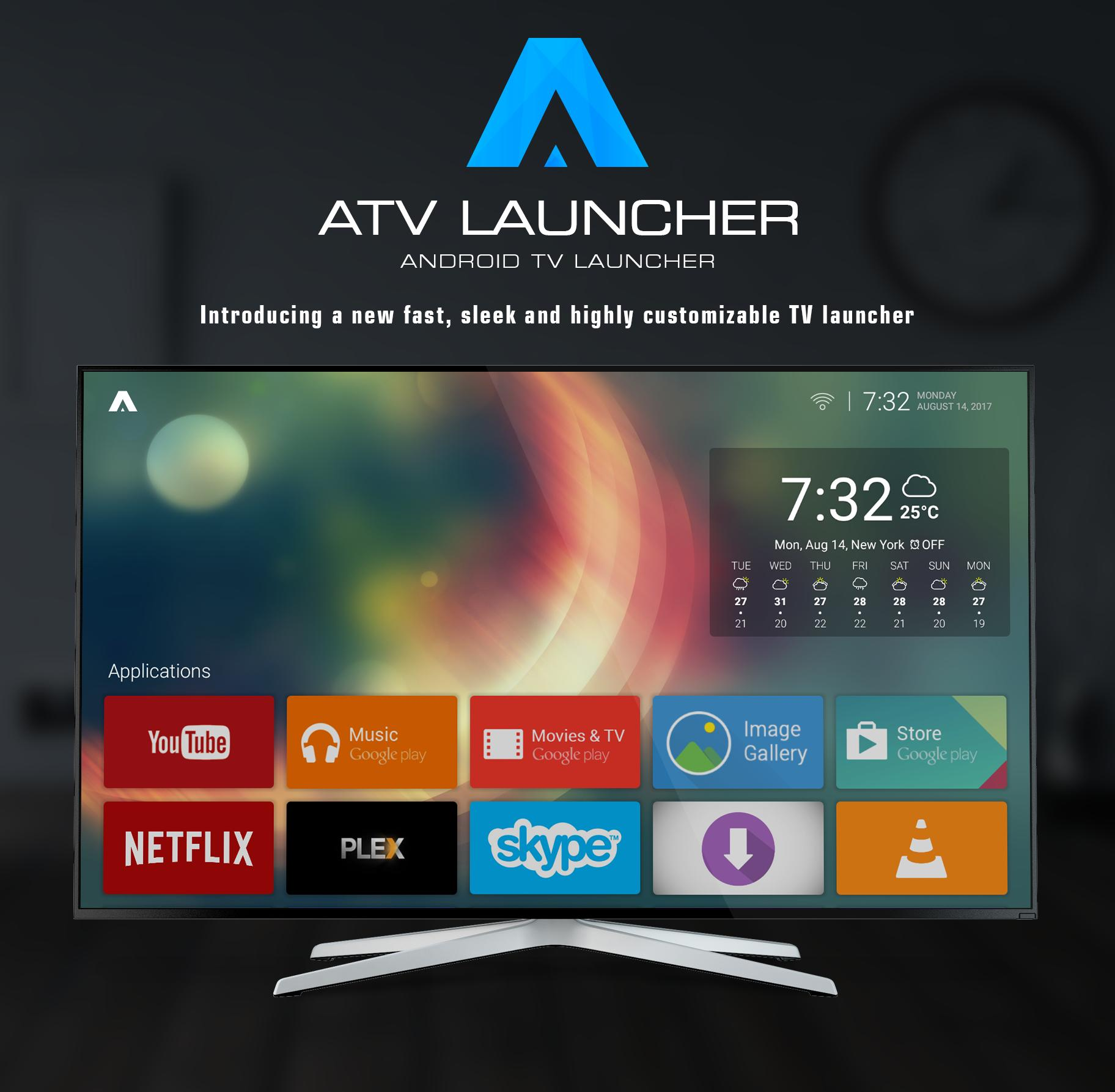 ATV Launcher for Android - APK Download