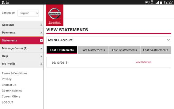 NCF screenshot 5