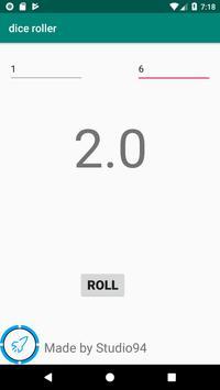 Random Number Generator screenshot 3